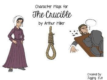 Literary essay about the crucible